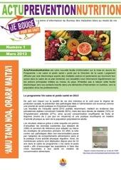 actu prevention nutrition n 1