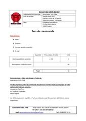 Fichier PDF bondecommande