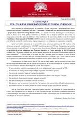 communique al jomhouri pcentre tfbank