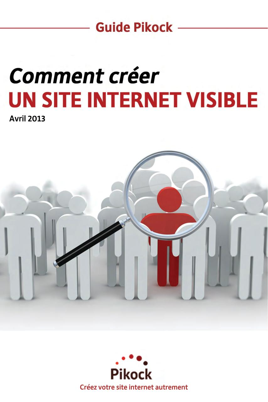 Aperçu du document guide-creation-site-internet-visible.pdf - page 1/22
