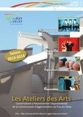 ateliers des arts2013 2014