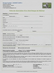 fiche reservation chiot6