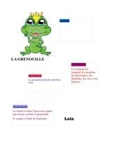 Fichier PDF lolagrenouille