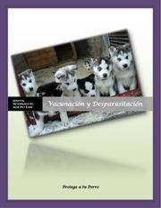 vacunacion y desparasitacion