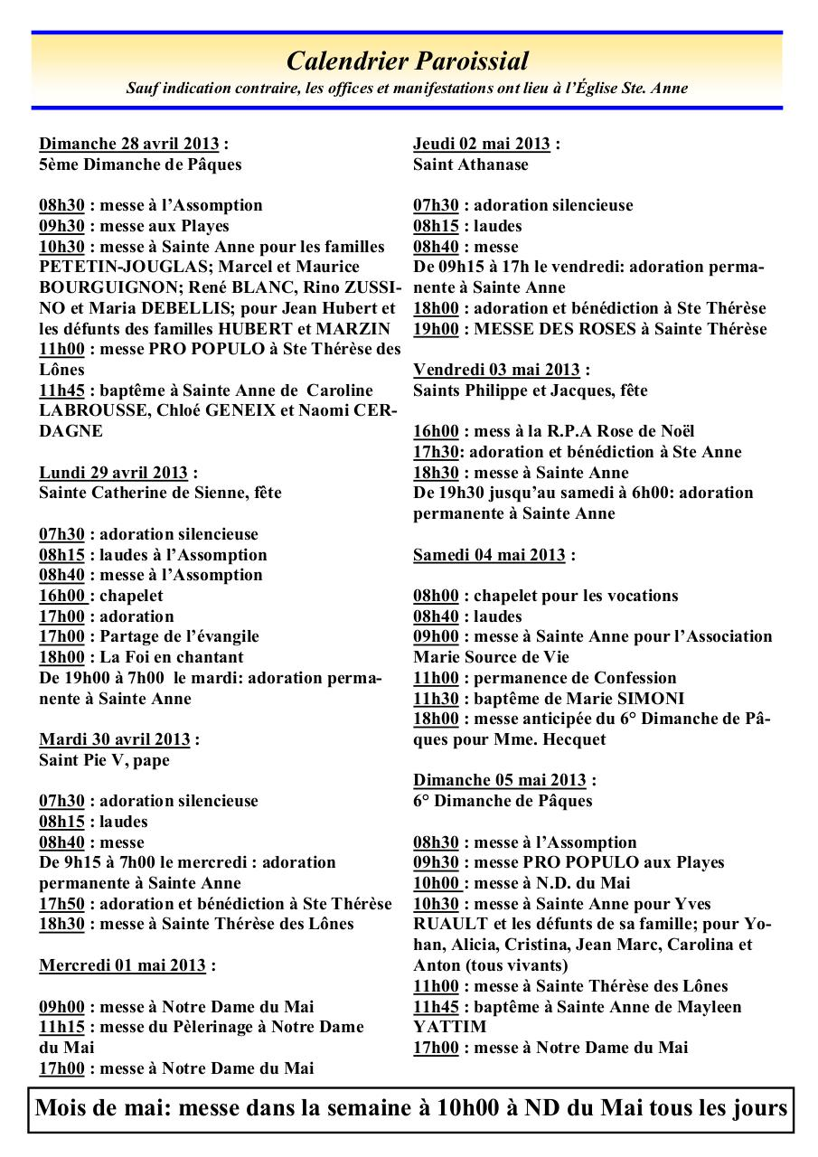 Aperçu du document 28 avril 2013.pdf - page 2/5