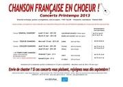 calendrier concerts printemps 2013 couleur