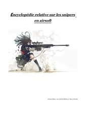 l encyclopedie relative du sniper airsoft 1