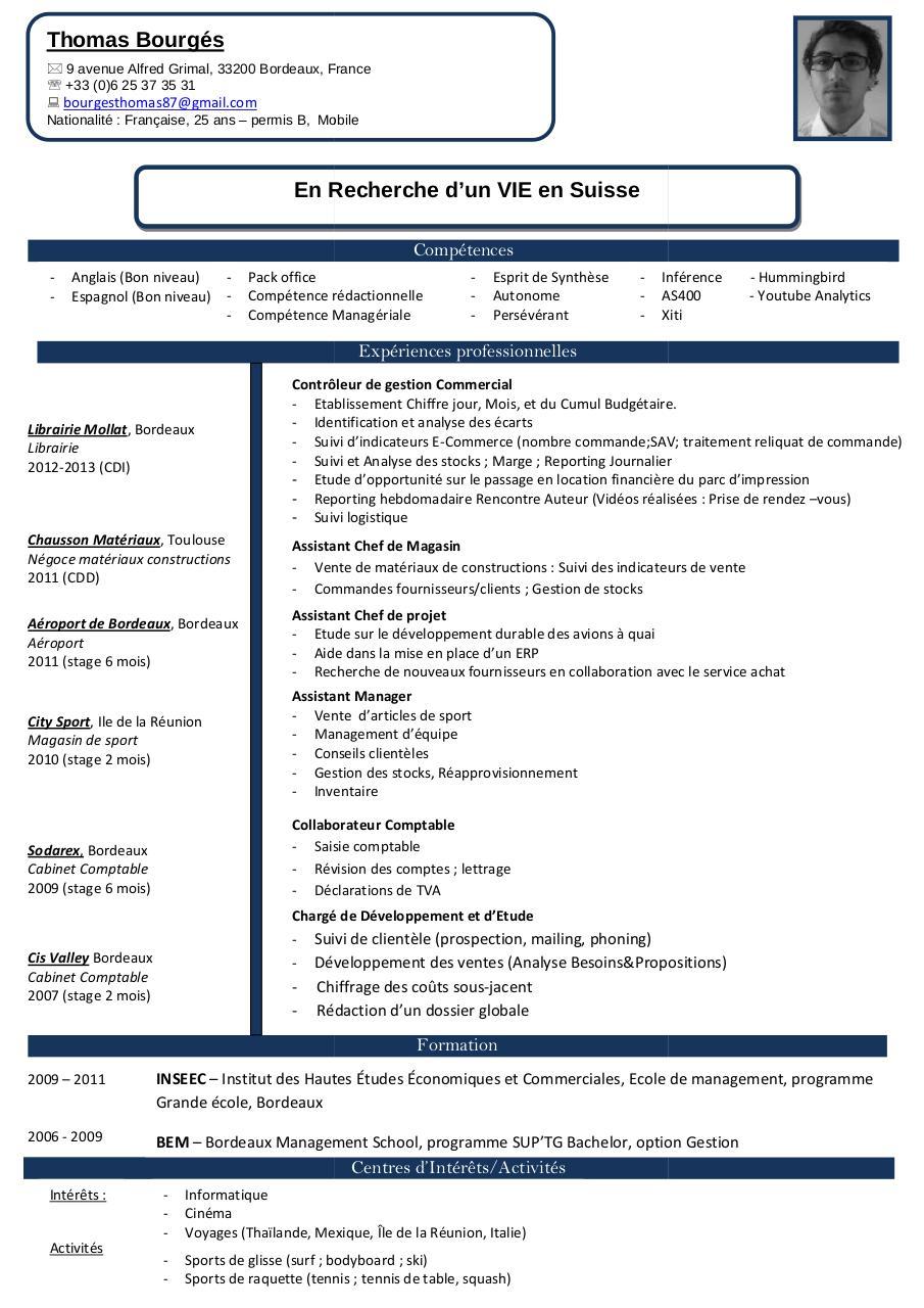 cv svie docx par thomas - cv svie pdf