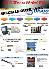 discopromo outillage