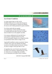 les grues cendrees 1