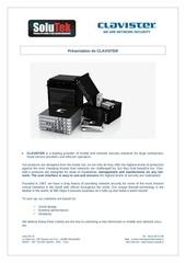 Fichier PDF fiche clavister light