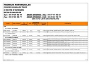 liste tous vehicules deutschland 29 avril 14h00