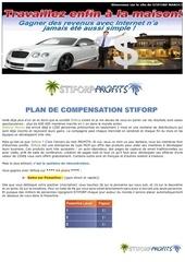 stiforp plan de compensation