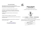 programme clsh ete 2013 1