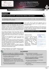newsletter 2013 t2