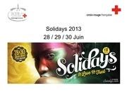 solidays 2013