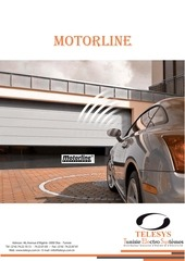 catalogue motorline 2013