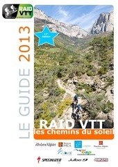 le guide officiel raidvttcds2013