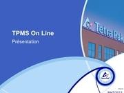 Fichier PDF tpms on line