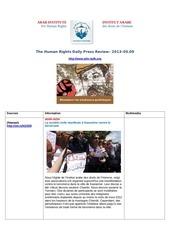 Fichier PDF aihr iadh human rights press review 2013 05 09c