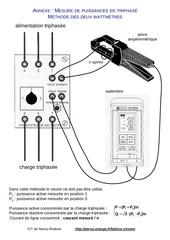 methode des 2 wattmetres