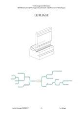 Fichier PDF pliage