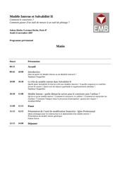 programme previsionnel seminaire 4