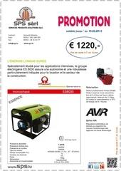 Fichier PDF promo groupe electrogene pramac es8000 mono sps lu fax