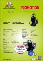 Fichier PDF promo pompe a eau uw400 sps lu web