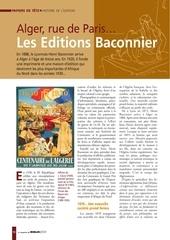 baconnier