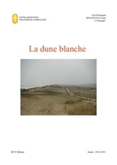 rapport dune blanche azais manon spagnuolo clara l3 bio albi