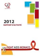 fight aids monaco rapport d activites 2012 siteweb