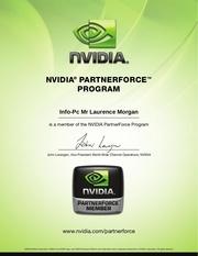 partenariat nvidia