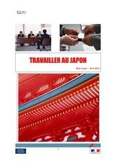 travailler au japon 2012