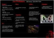 performers et deroule de soiree wth 2 0