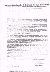 compte rendu ccfat du 21 novembre 2011