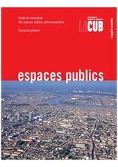guide de conception des espaces publics