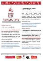newsletter n 24