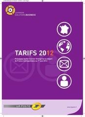 plaquette tarifaire entreprisefm metro 092012