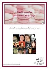 journal club cuisine n 1 1
