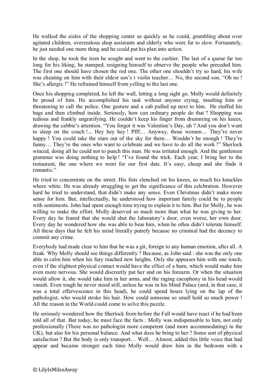 Aperçu du document One thousand and one - anglais.pdf - page 2/4