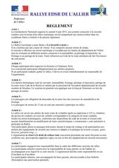 reglement 2013 1