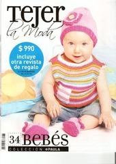 tejer la moda 34 bebes