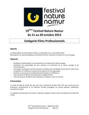 Fichier PDF reglement festivalnaturenamur films professionnels 2013