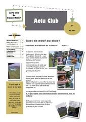 actu club 1