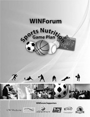 athletic food nutrition gameplan