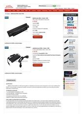 www batterie adattatore com dell vostro 1450