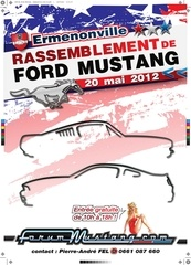 affiche forum mustang ermenonville 2012 a3 3