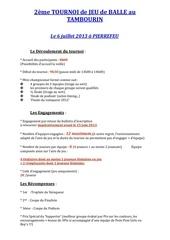 Fichier PDF deroulement du tournoi