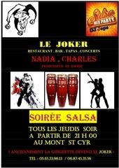affiche soiree salsa 2